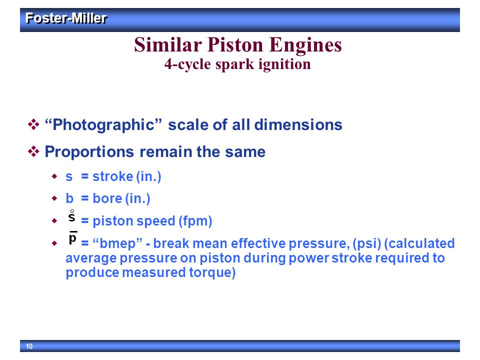 Similar Piston Engines 4-cycle spark ignition