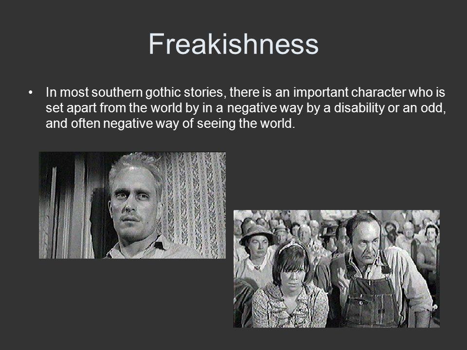 Freakishness
