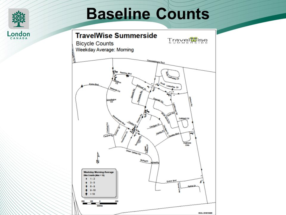 Baseline Counts