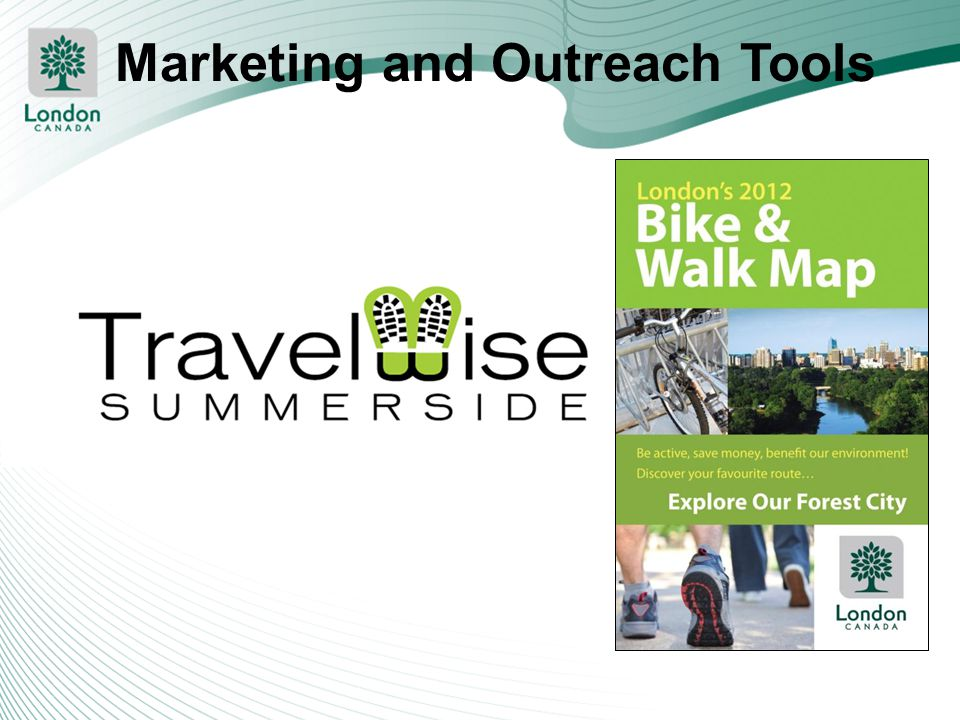 Marketing and Outreach Tools