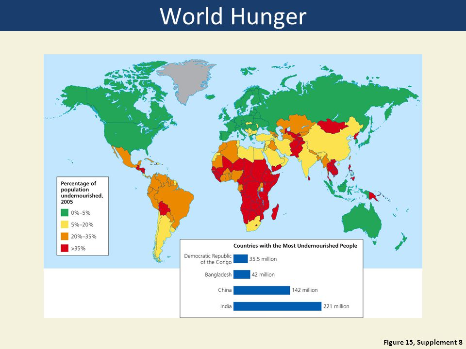 World Hunger Figure 15, Supplement 8