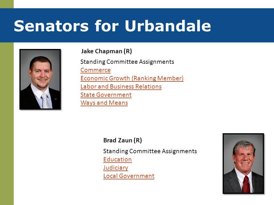 Senators for Urbandale