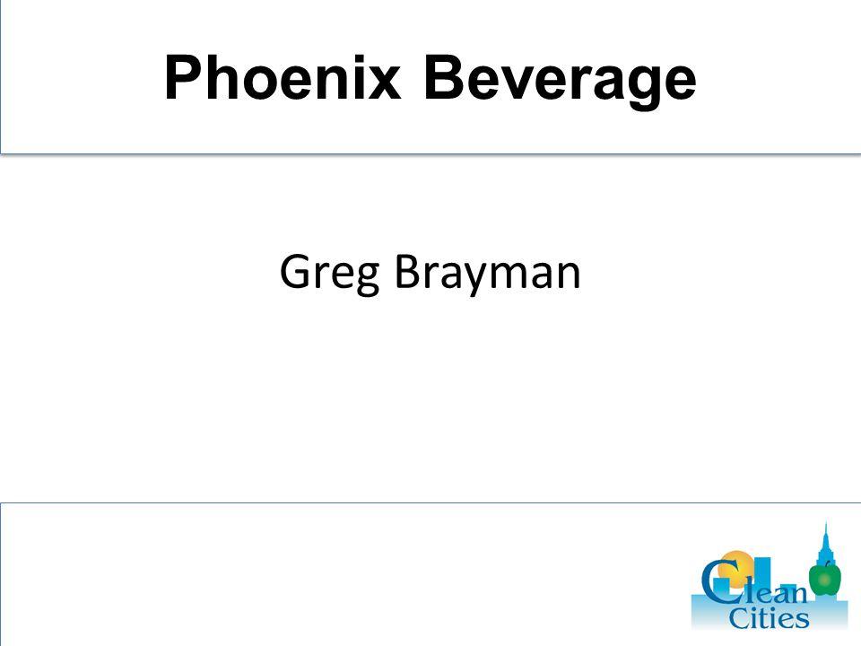 Phoenix Beverage Greg Brayman