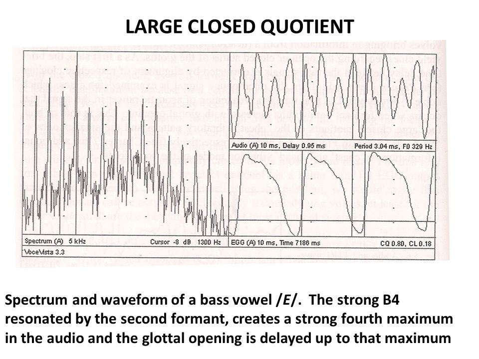 LARGE CLOSED QUOTIENT