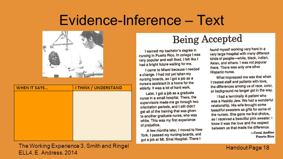 Evidence-Inference – Text