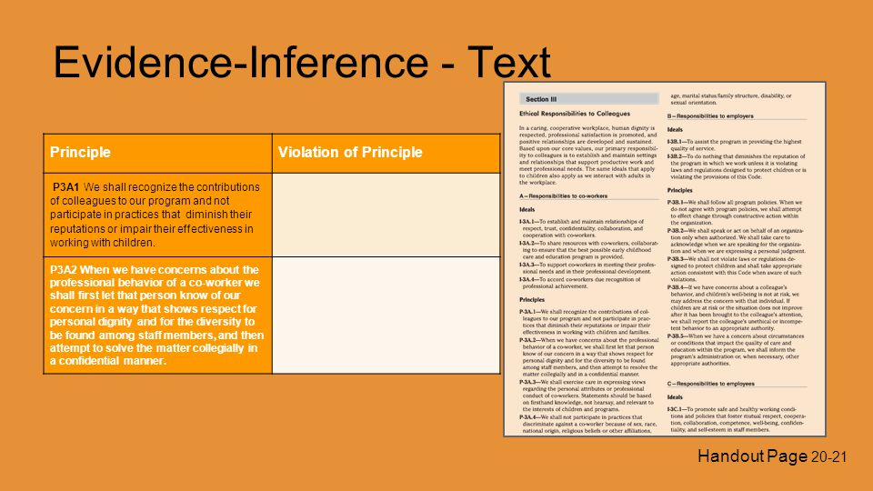 Evidence-Inference - Text