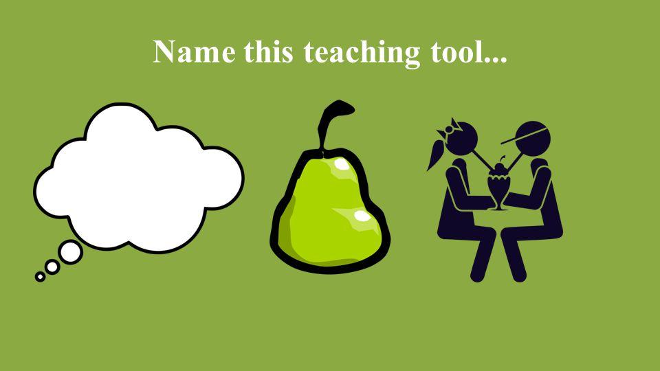 Name this teaching tool...