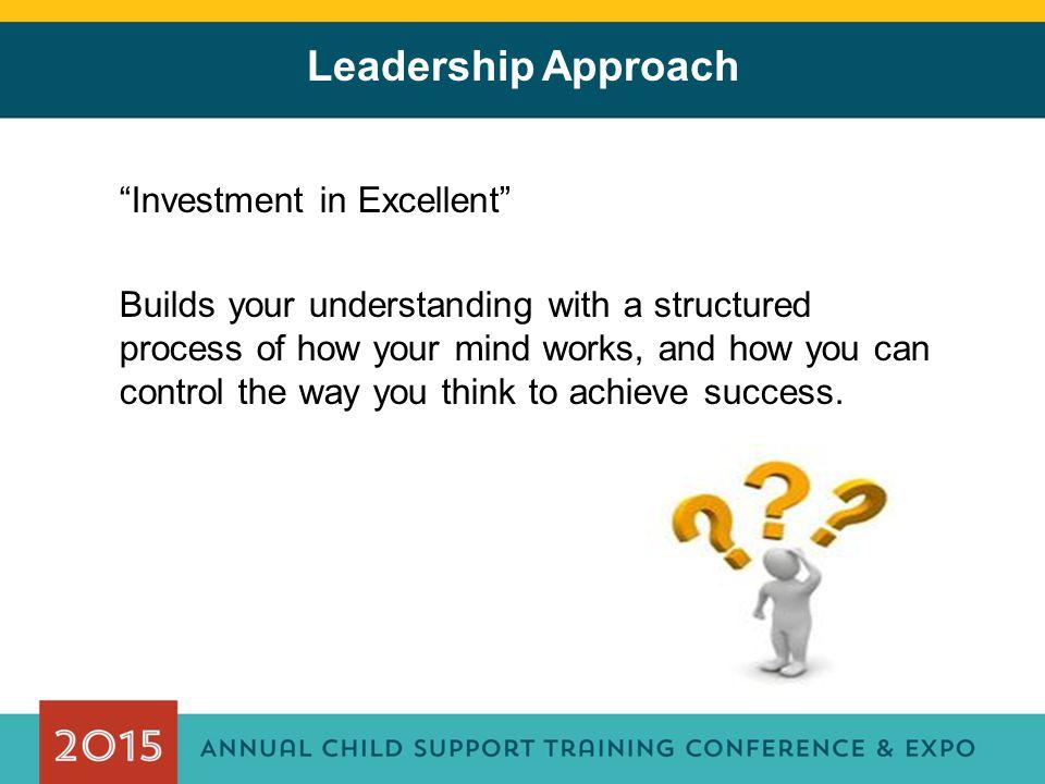 Leadership Approach