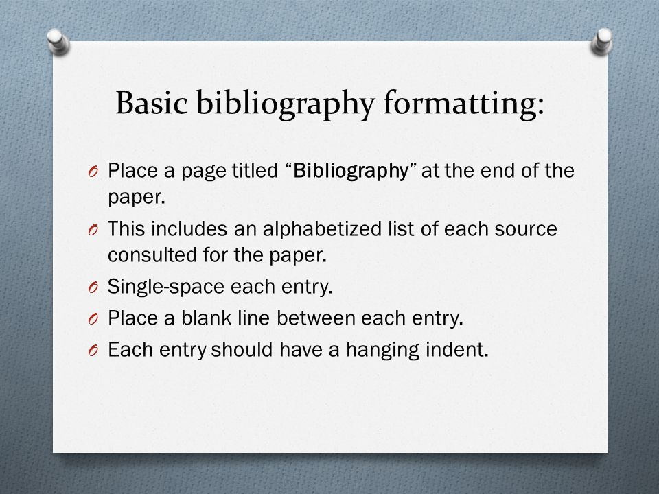 basic bibliography format This page outlines the correct format for journal articles in an apa reference list:  journal article online journal article magazine or newspaper.