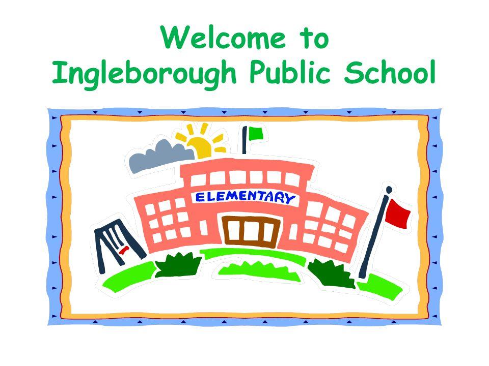 Welcome to Ingleborough Public School