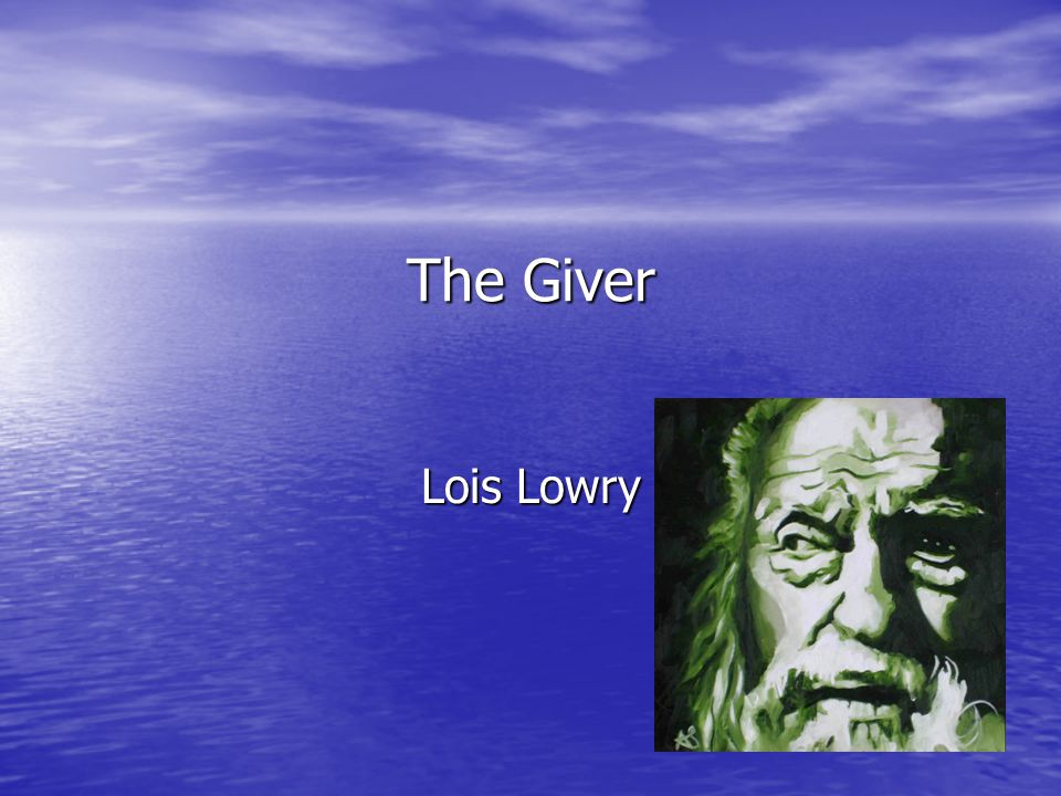 a short summary of the giver a novel by lois lowry The giver novel summary:chapter 1-2 novel summary:chapter 3-6 home lowry lois: novel summary:chapter 3-6 introduction summary chapter 1-2 chapter 3-6.
