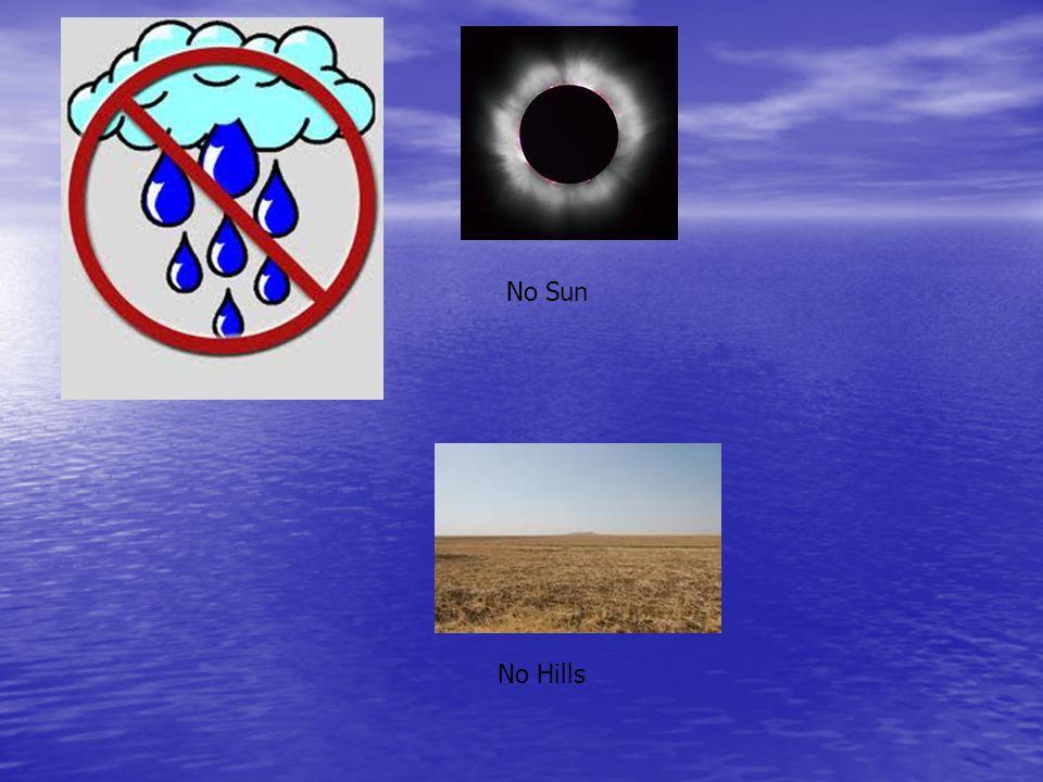No Sun No Hills