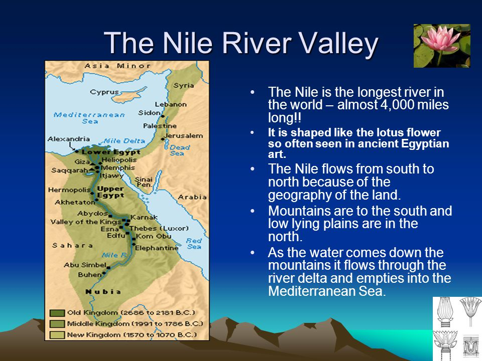 Egypt and the Nile River Valley System  ppt video online download