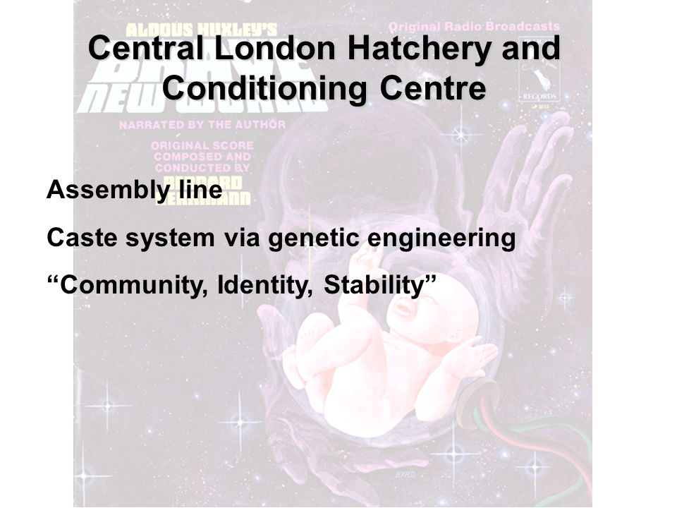 Central London Hatchery and Conditioning Centre