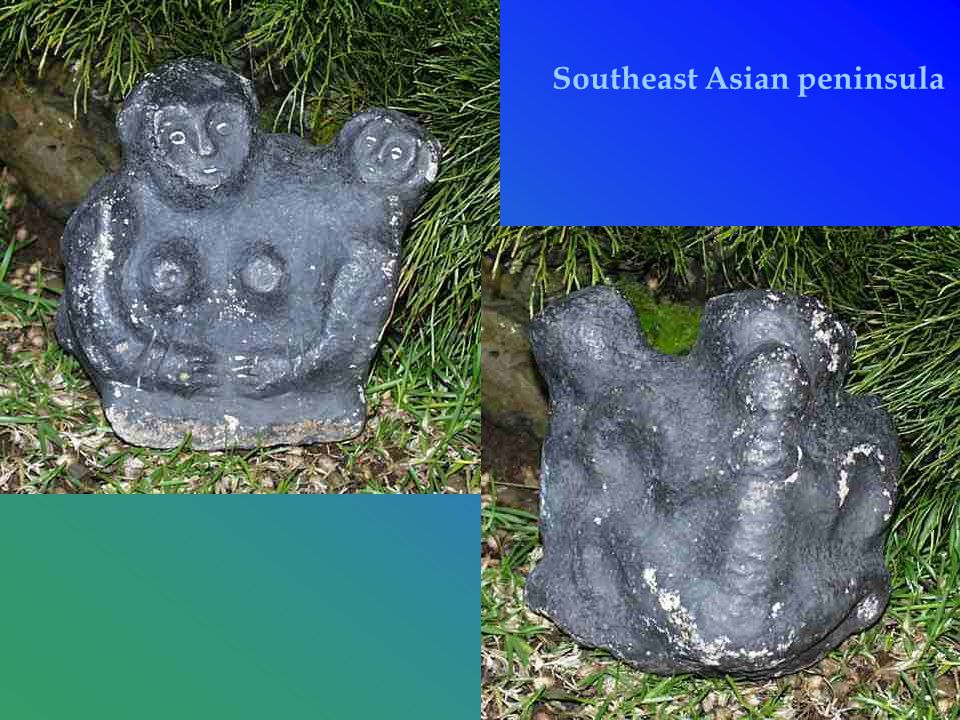 Southeast Asian peninsula