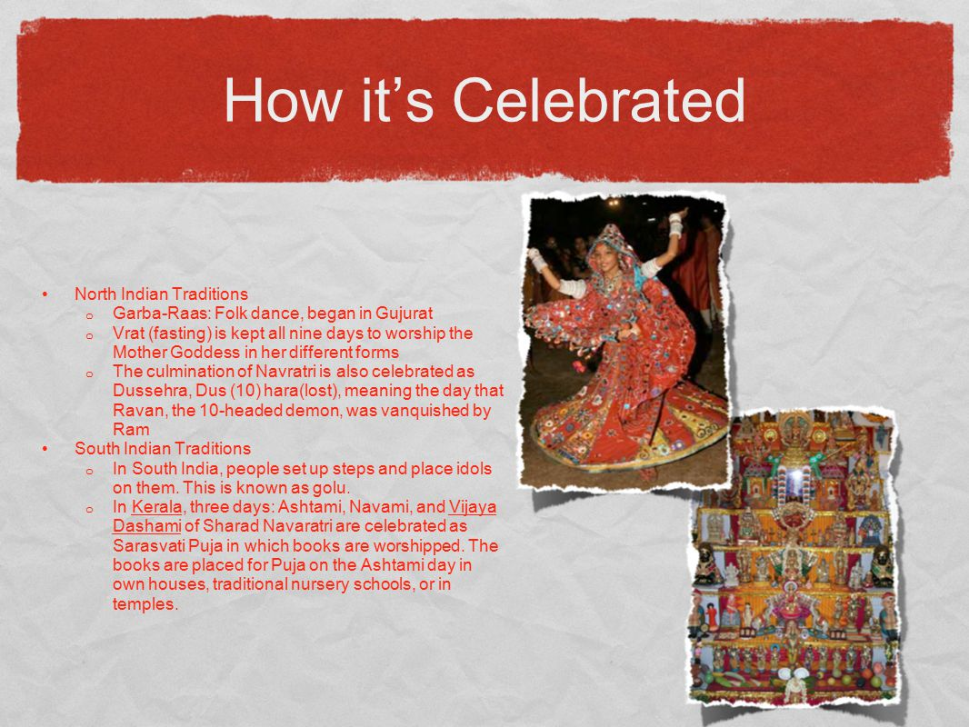 How it's Celebrated North Indian Traditions