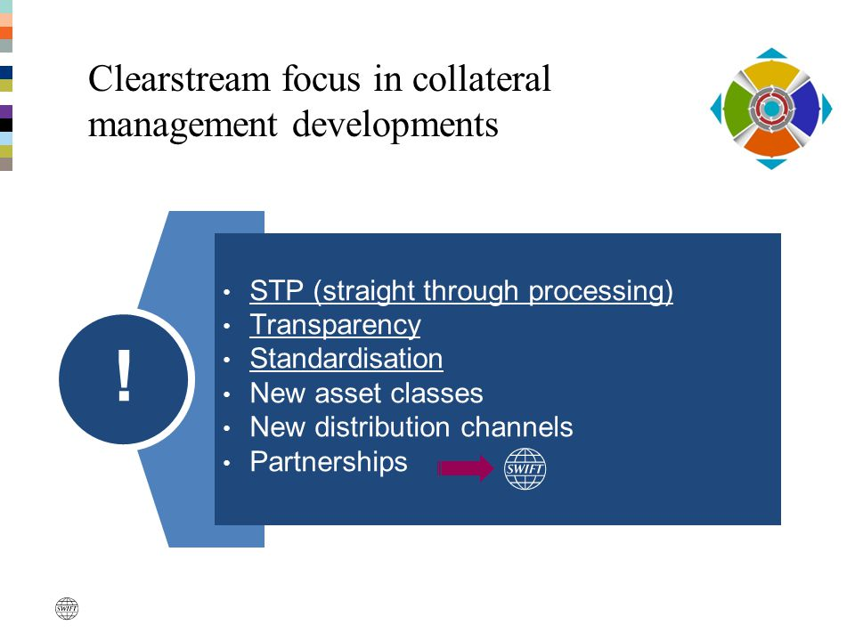 Clearstream focus in collateral management developments