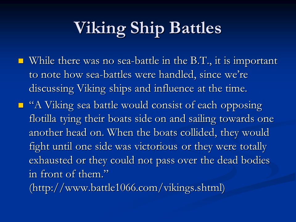 Viking Ship Battles