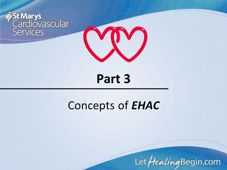 Part 3 Concepts of EHAC