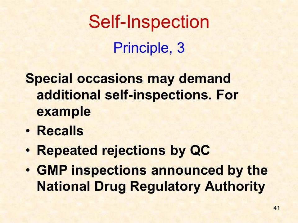 Self-Inspection Principle, 3