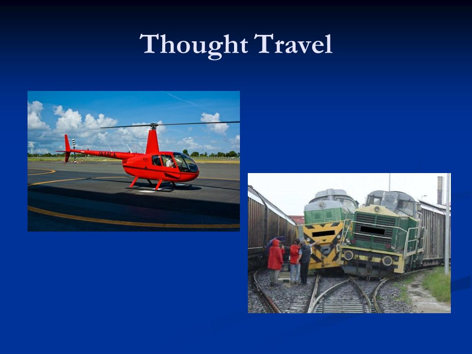 Thought Travel
