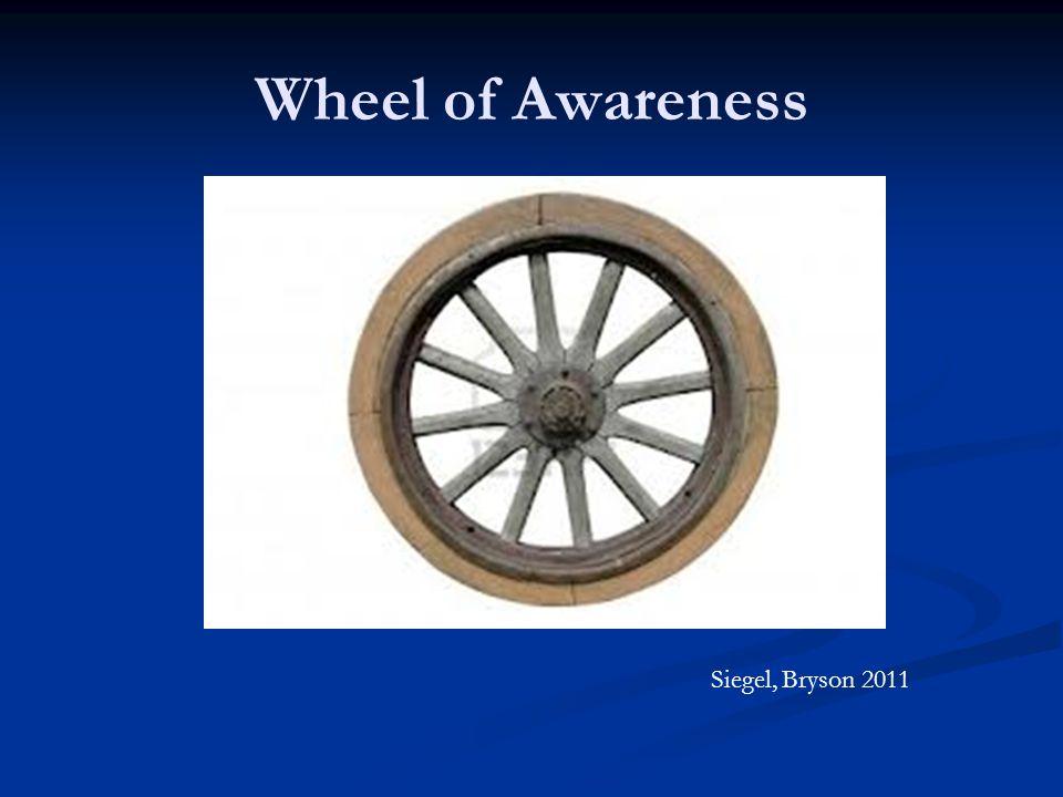 Wheel of Awareness Siegel, Bryson 2011