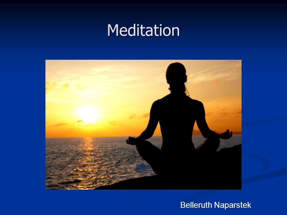Meditation Belleruth Naparstek 42
