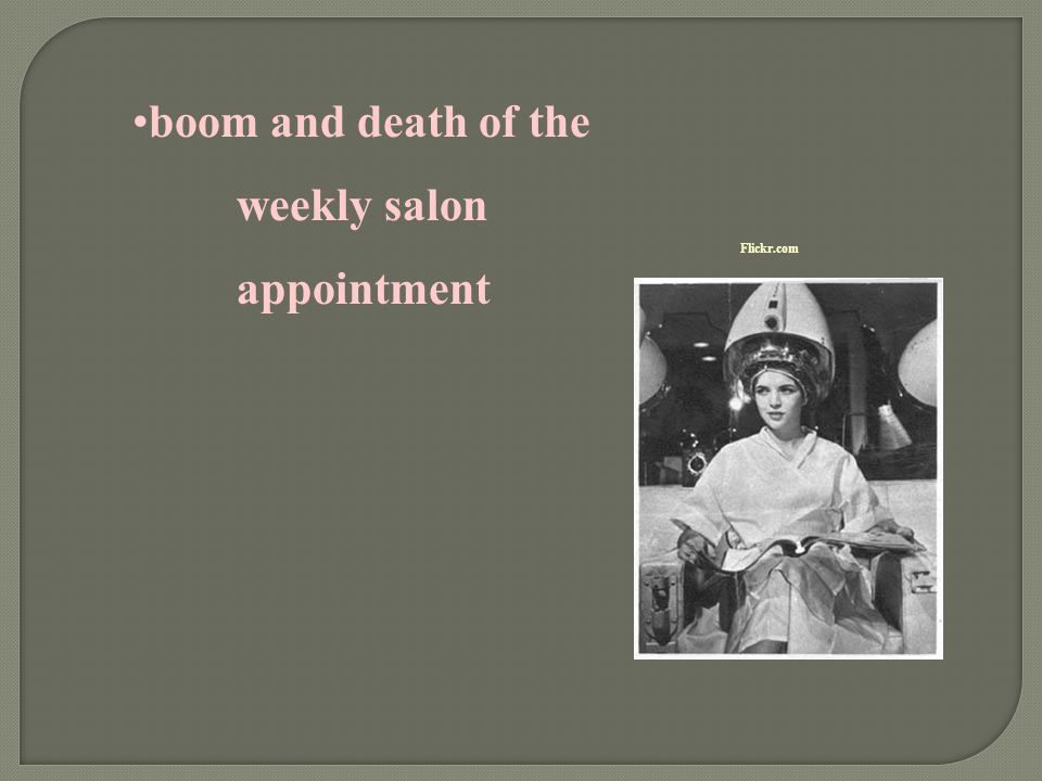 boom and death of the weekly salon appointment Flickr.com
