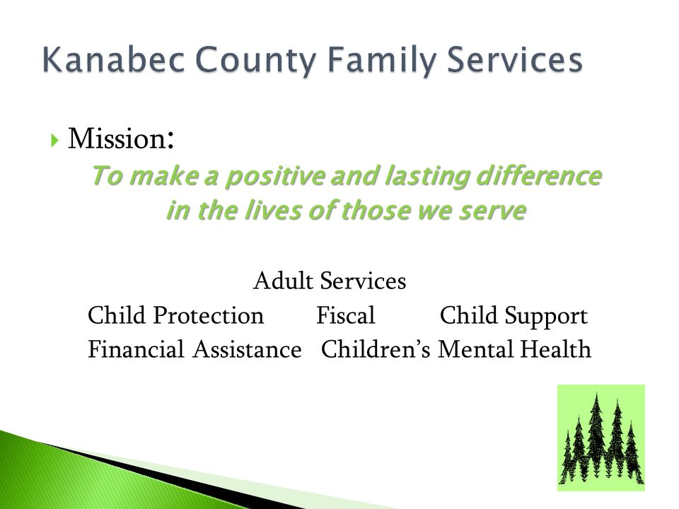 Kanabec County Family Services
