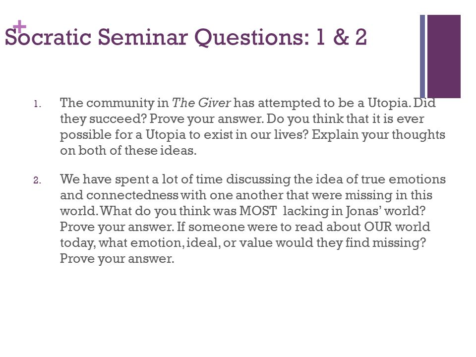 3101afe seminar questions from seminars 4 Socratic seminar lesson plan hope this template makes your planning a little easier 4 what question do you think scientists still hope like to answer 5.
