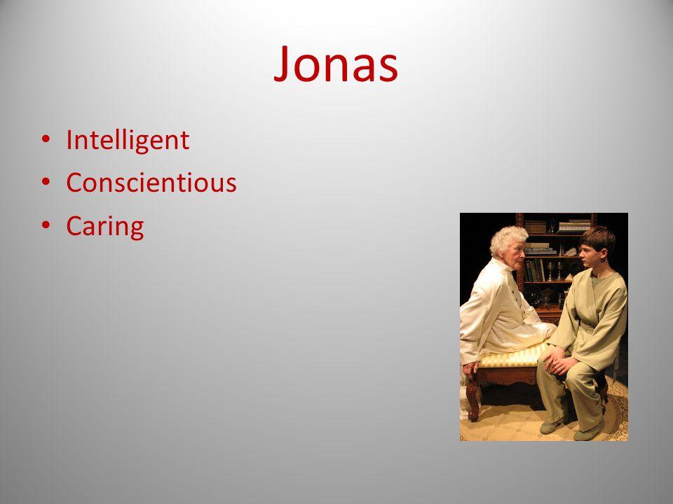 Jonas Intelligent Conscientious Caring