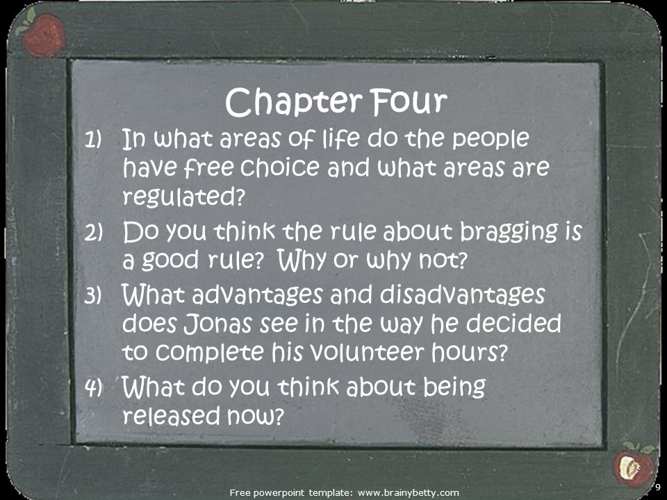 Free powerpoint template: www.brainybetty.com