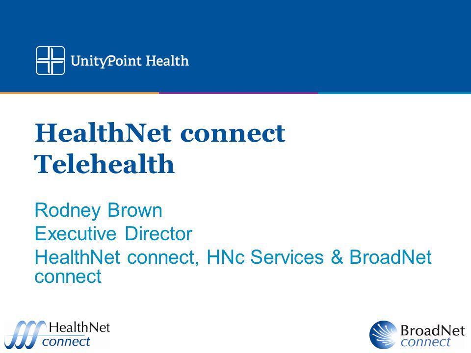 HealthNet connect Telehealth