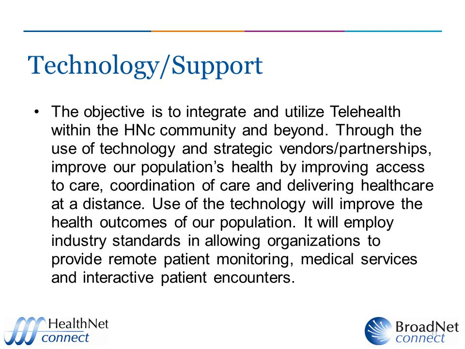 Technology/Support