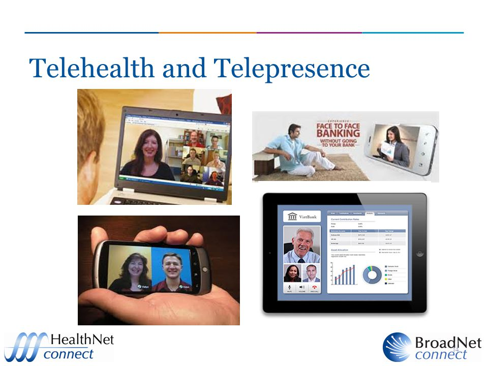 Telehealth and Telepresence