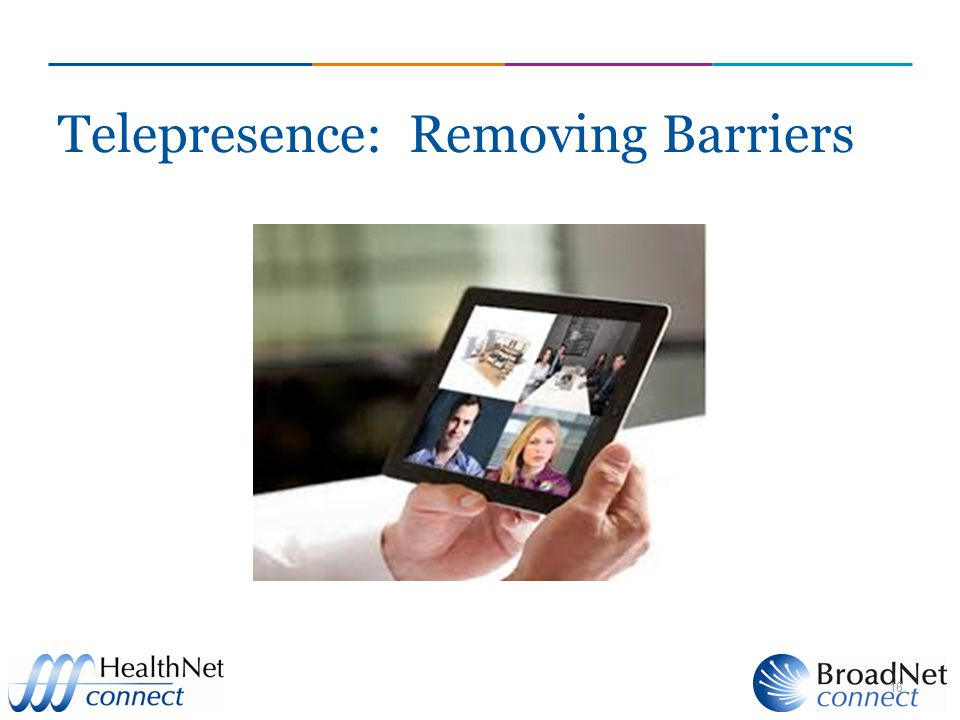 Telepresence: Removing Barriers