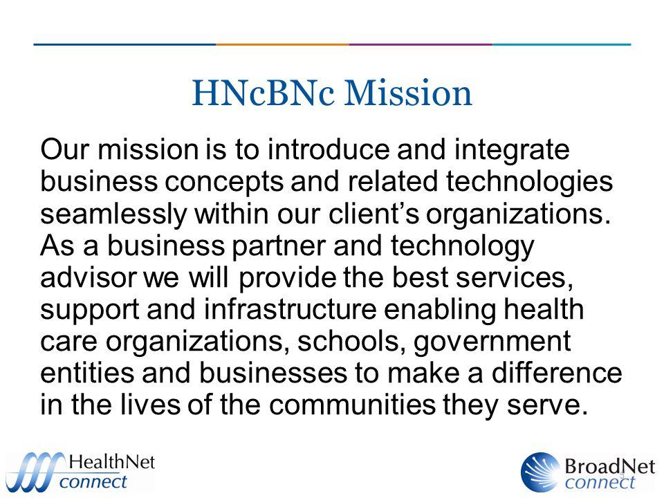 HNcBNc Mission