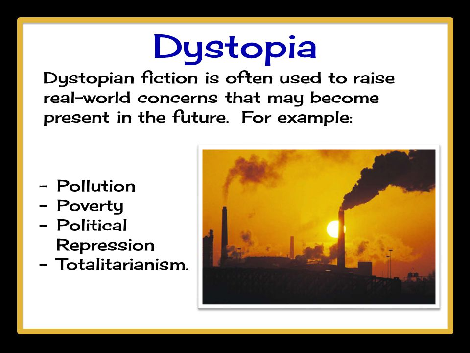 utopia and dysotopia in science fictionn