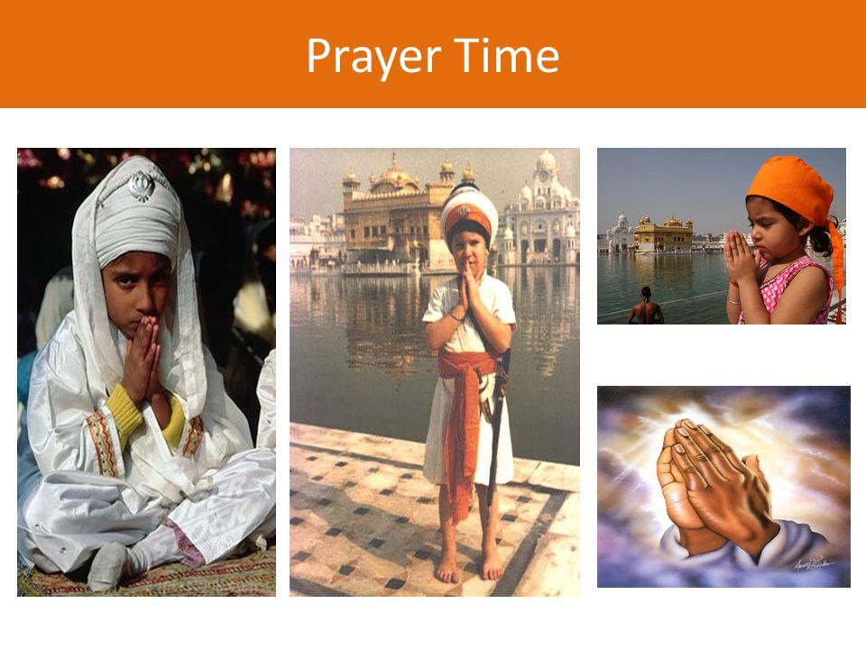 Prayer Time Acapella Simran 3
