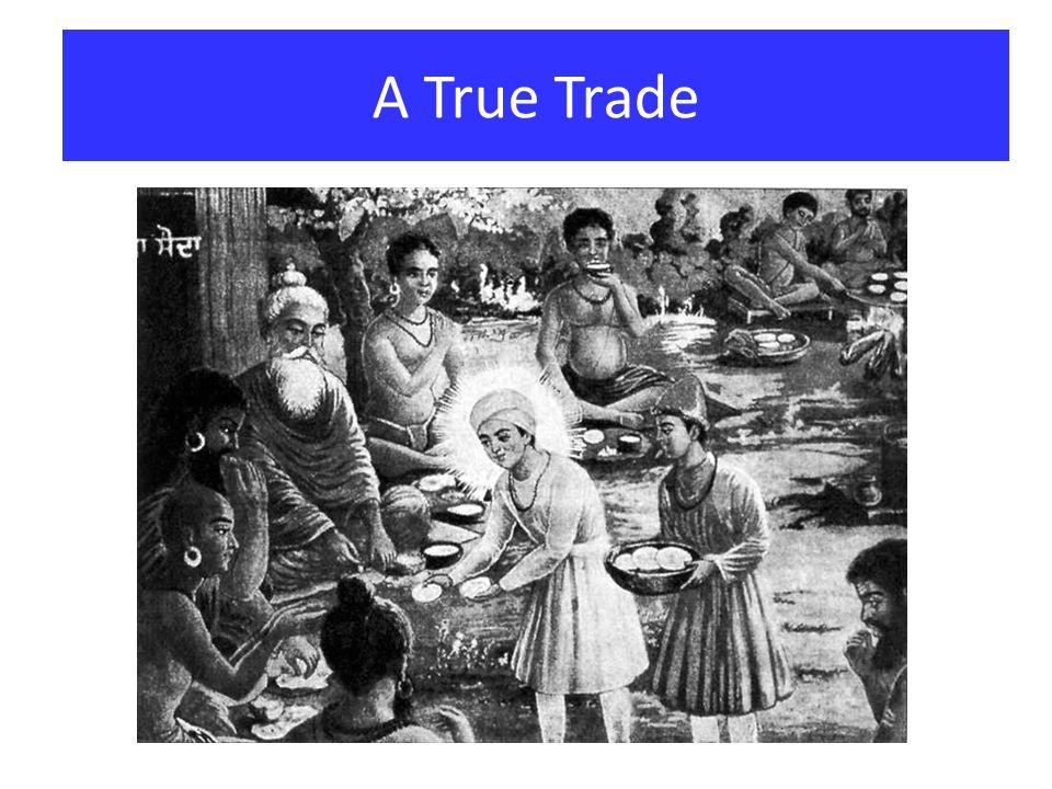 A True Trade