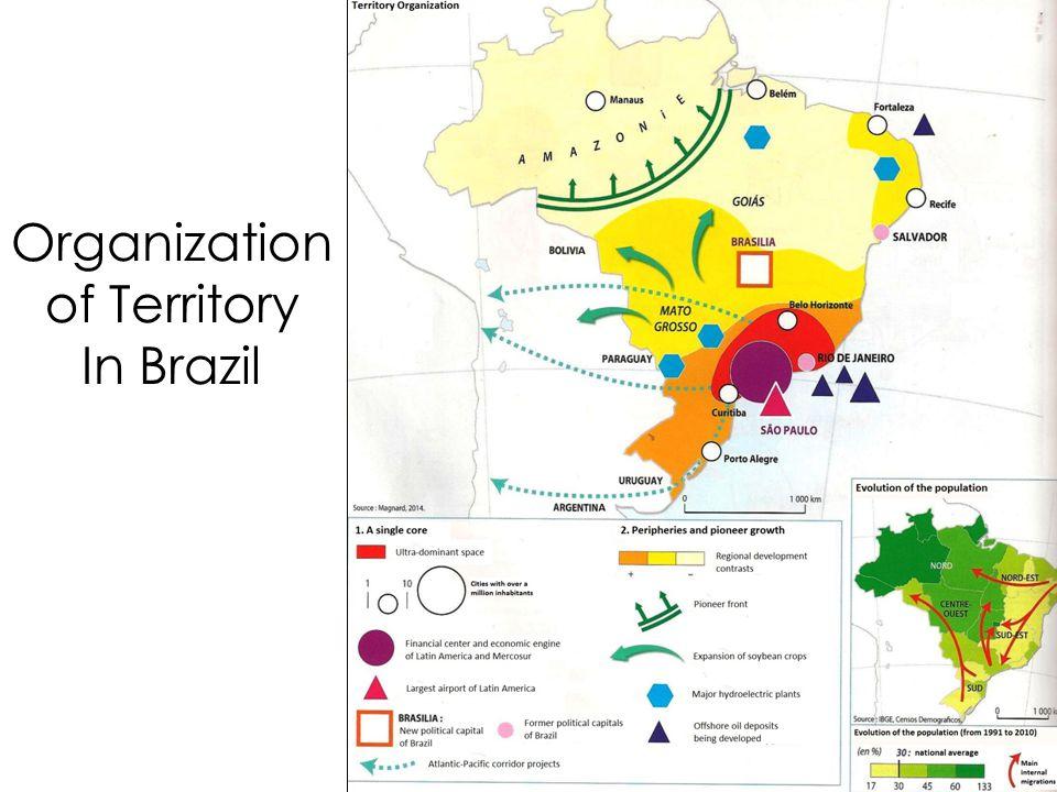 Organization of Territory