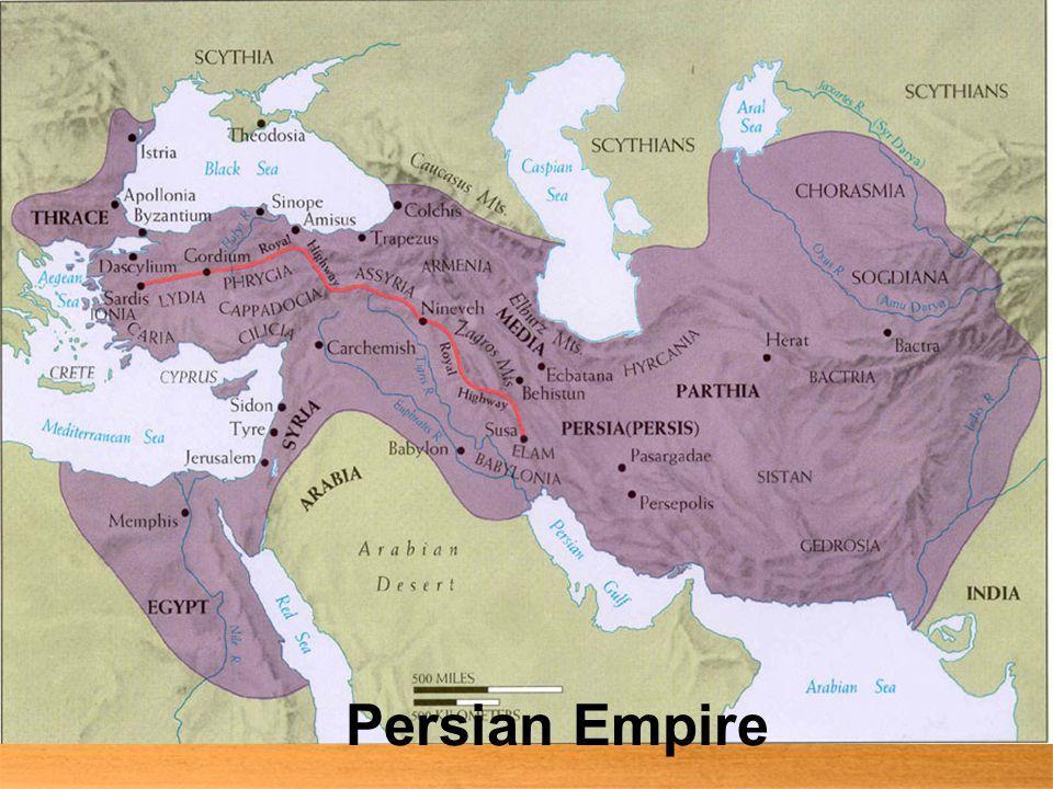 Persian Empire Persian Empire