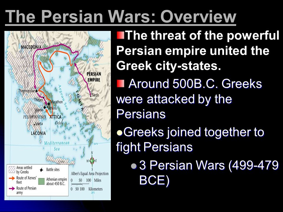 The Persian Wars: Overview