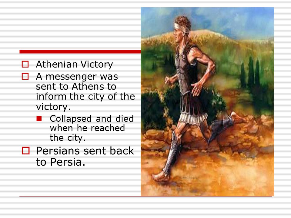Persians sent back to Persia.