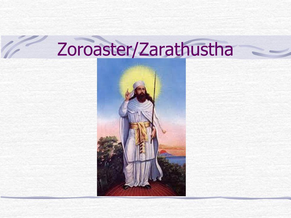 Zoroaster/Zarathustha