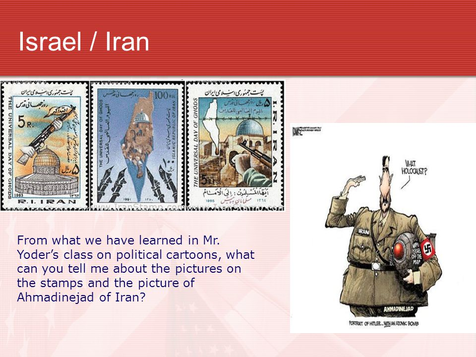 Israel / Iran