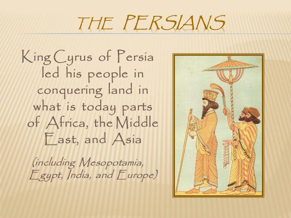 (including Mesopotamia, Egypt, India, and Europe)