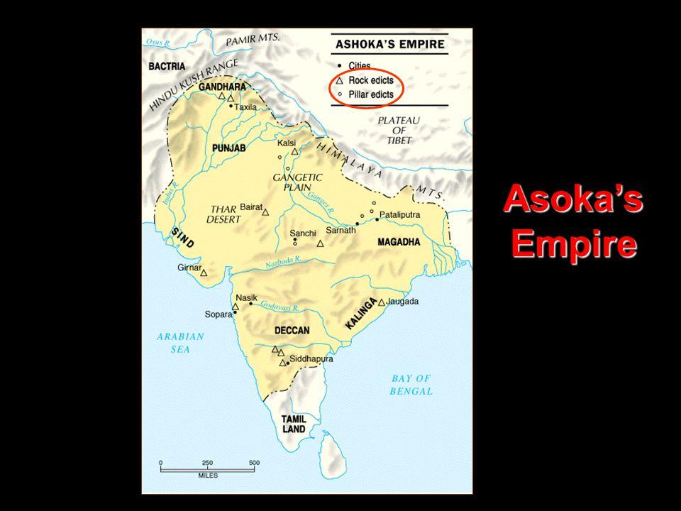 Asoka's Empire