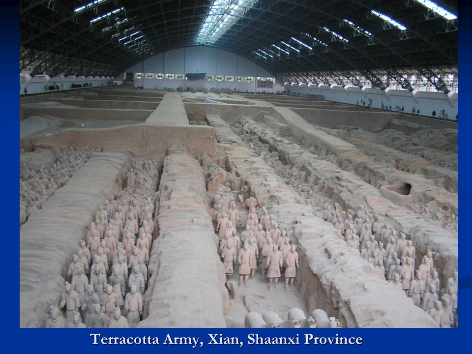 Terracotta Army, Xian, Shaanxi Province