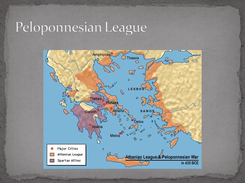 Peloponnesian League